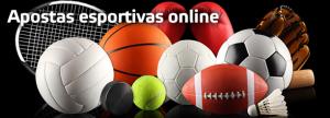 Apostas esportivas online