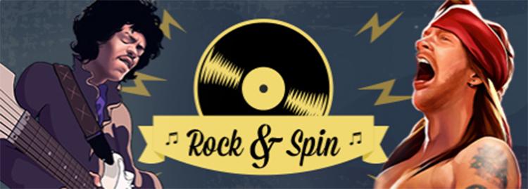 Promo Dia do Rock