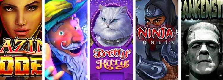 5 novos jogos