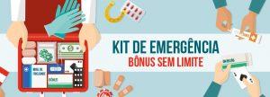 Garanta seu Kit de Emergência contra o tédio