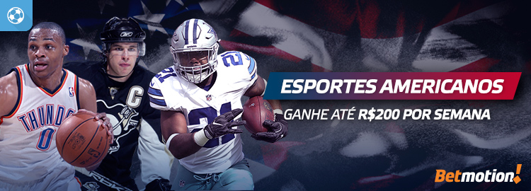 Promo Esportes Americanos