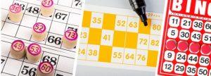 Conheça as diferenças entre os tipos de bingo