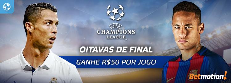 Champions League Oitavas