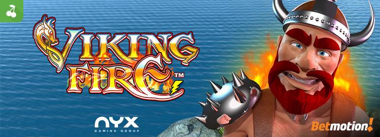 Slot Viking Fire