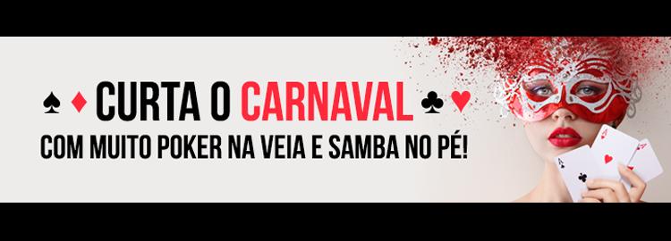 Torneio Carnaval Poker
