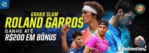 Torneio mais esperado, Roland Garros começará com bônus