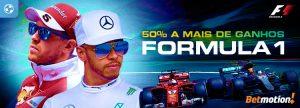 Volta mais rápida pode ganhar 50% a mais na F1