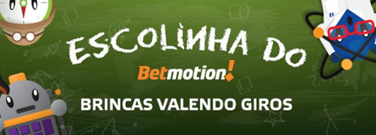 Escolinha Betmotion