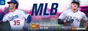 MLB: Assista ao vivo, abra os cofres e ganhe prêmios