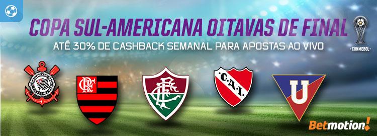 Copa Sul Americana Oitavas