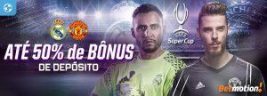 UEFA Super Copa dá bônus de acordo com nível de fidelidade