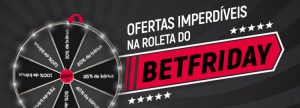 ROLETA DO BETFRIDAY: Comemore a Black Friday no Betmotion