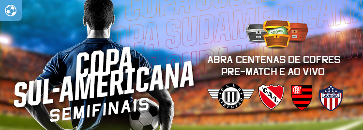 Copa Sul Americana Semifinais