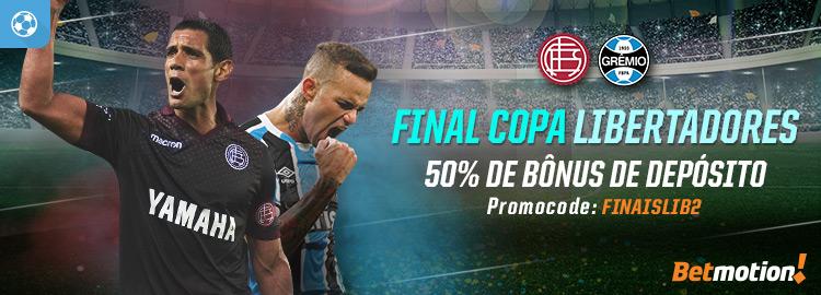 Final Copa Libertadores Volta