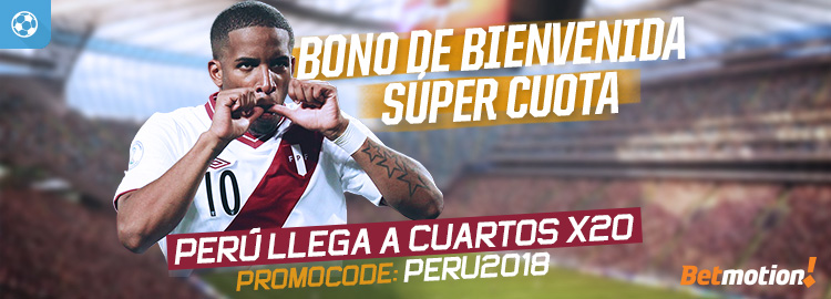 Promo Registro Peru 4tos Final Super Cuota