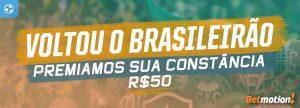 Na volta do Brasileirão, constância dos usuários é premiada