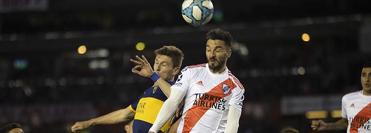 River Plate v Boca Juniors – Argentine Superliga 2019/2020
