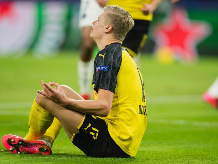 haaland-dortmund-gol-psg-champions_reproducao-twitter