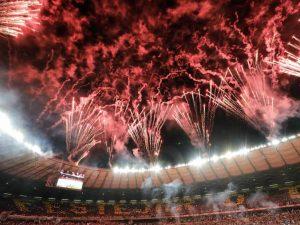 Atlético vence Cruzeiro, Fla bate Bota e Corinthians afunda