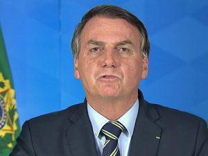 Bolsonaro é criticado por atletas após pronunciamento