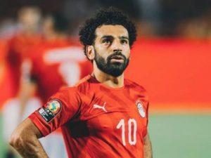 Adiamento de jogos pode deixar Salah quatro meses com a seleção do Egito