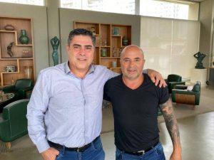 Após ficar no quase com Palmeiras, Sampaoli fecha com Galo