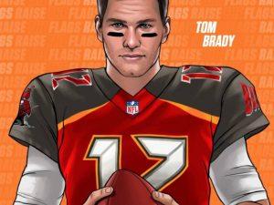 Após deixar Patriots, Brady vai para Tampa Bay Buccaneers