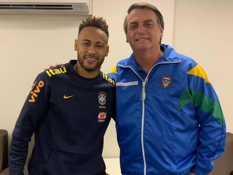 neymar-selecao-bolsonaro_reproducao-instagram