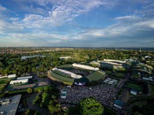 Pandemia de coronavírus gera cancelamento de Wimbledon