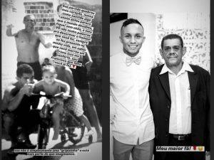 Gremista Everton Cebolinha perde avô, vítima da COVID-19