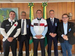 MP de Bolsonaro altera direito de transmissão e afeta Globo