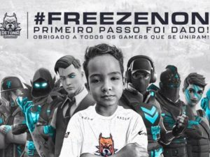 "Free Zenon: ""Ban"" de gamer de Fortnite de 9 anos revolta web"
