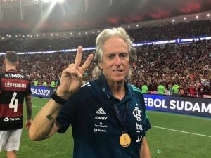 """Jorge Jesus diz """"sim"""" ao Benfica e deixará o Flamengo"""