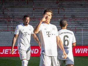 Lyon tenta superar Bayern para ir à final da Champions