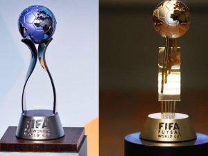 Por COVID-19, Fifa adia Copa de Futsal e torneios femininos