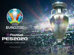 Atualização do game Euro 2020 para PES chega em 4 de junho