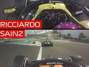 Carlos Sainz vai para Ferrari e Ricciardo à McLaren em 2021