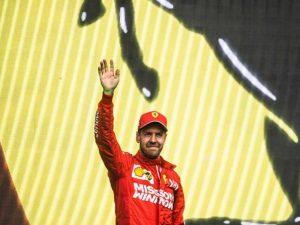 Vettel e Ferrari anunciam não continuidade para 2021