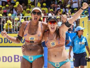 Por COVID-19, CBV encerra Circuito Brasileiro de Vôlei de Praia
