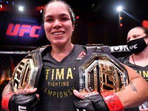 UFC 250: Amanda Nunes vence canadense e mantém cinturão