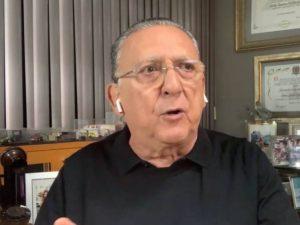 Galvão faz analogia com cassino e aposta: Brasileiro começa em agosto