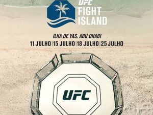 """UFC anuncia quatro eventos para """"Ilha da Luta"""", em Abu Dhabi"""