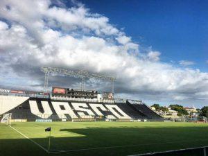 COVID: 19 atletas do Vasco foram infectados; 3 estão curados