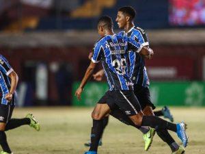 Grêmio vence Gre-Nal na volta do Campeonato Gaúcho