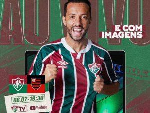 FluTV transmitirá gratuitamente a final da Taça Rio no YouTube