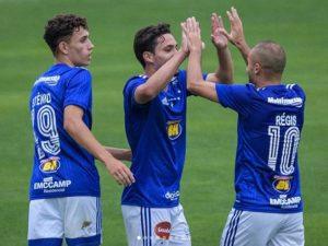Cruzeiro já a 2 pontos da zona de acesso. Hoje inicia 4ª rodada