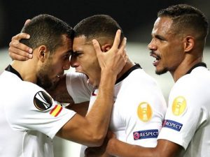 Sevilla faz 3 a 2 na Inter de Milão e ganha hexa da Liga Europa
