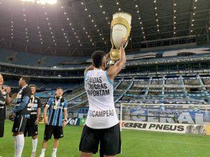 Atlético-MG e Grêmio conquistam estaduais neste domingo