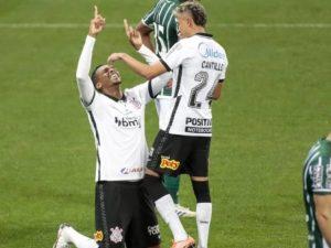 Corinthians vence a primeira; Botafogo bate Galo e Inter lidera