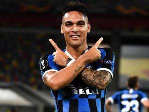 Inter goleia Shakhtar e fará final da Liga Europa contra o Sevilla